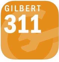 Gilbert 311 Logo