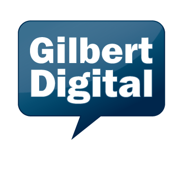 Gilbert Digital Logo