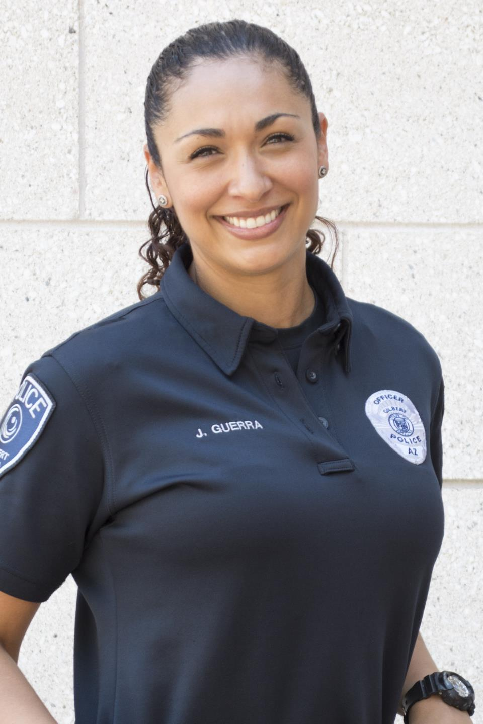 Women In Policing_Guerra